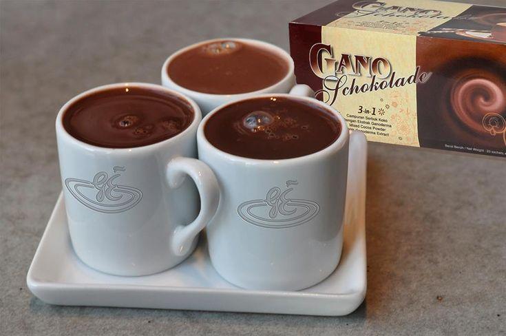 Ganoexcel forró csokoládéja Ez az energiát tápláló, koffeinmentes egészségital Ganoderma Lucidum kivonattal, minőségi kakaóporral és laktózmentes tejporral gazdagított. AGano Schokoladea Gano Exce…