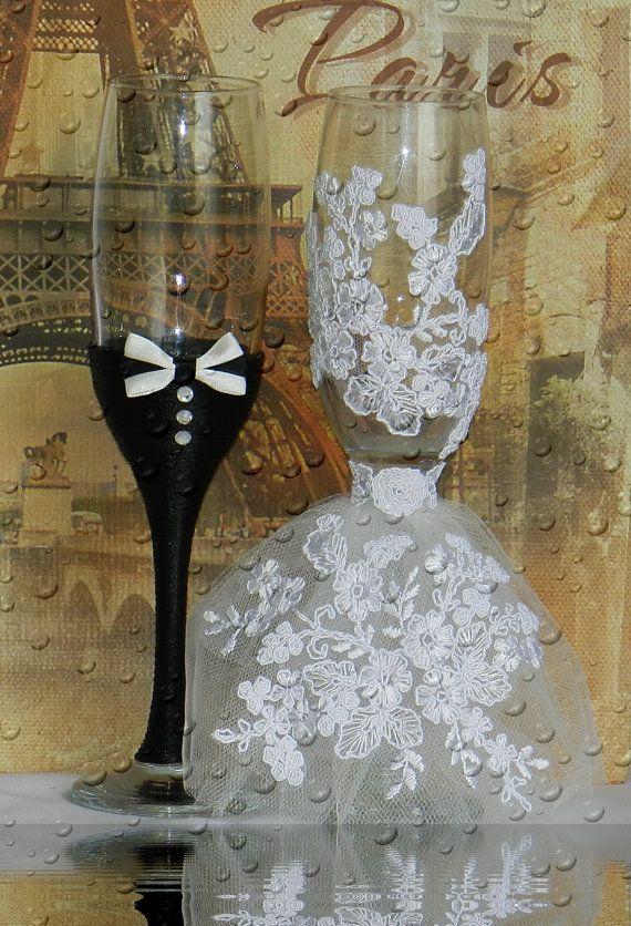 Design unique luxe dentelle blanche par AccessoriesbyNicolle