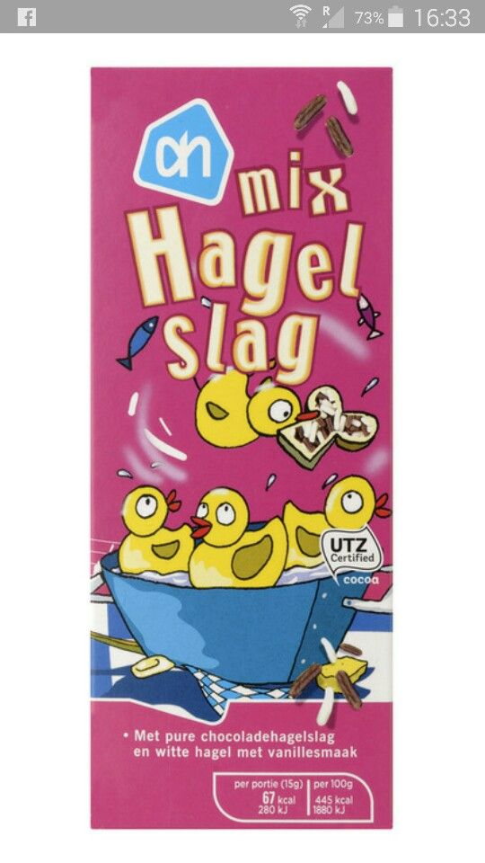 Hagelslag - mix
