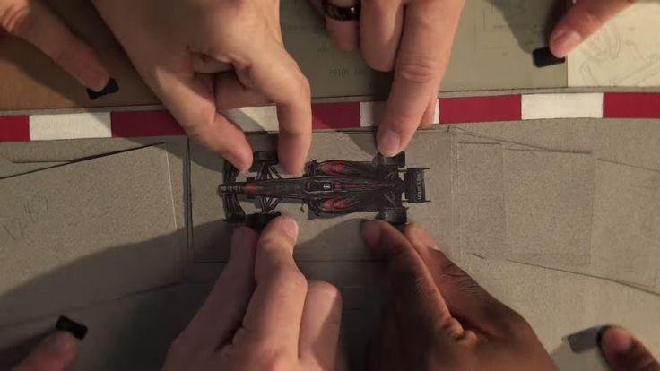 Großartiger Stop-Motion-History-#Spot von #Honda