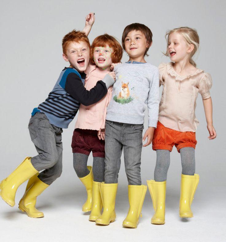 StellaMcCartney Kids Lookbook