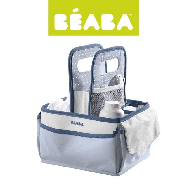 Beaba - Organizer na pieluszki i akcesoria - Mineral