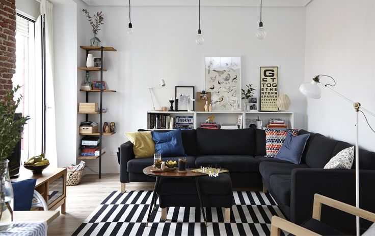 Un appartement ouvert à Madrid