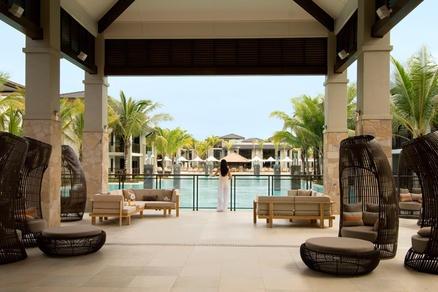 Sea Temple Resort and Spa, Port Douglas in Queensland Australia.    'El Avangelio 2007'. Around the world with Ignacio.