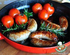 Домашняя колбаса с вариациями