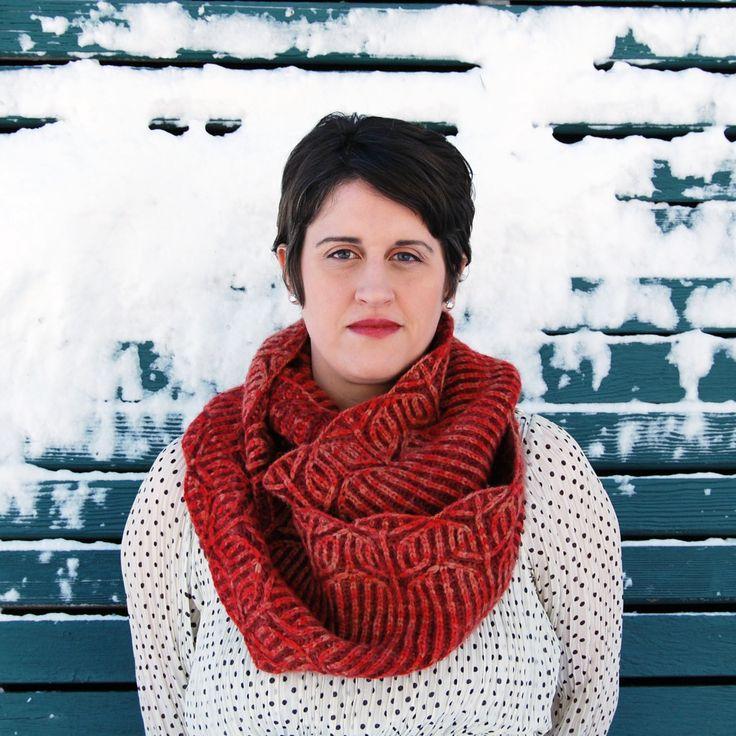 Lesley Anne Robinson of Knit Graffiti