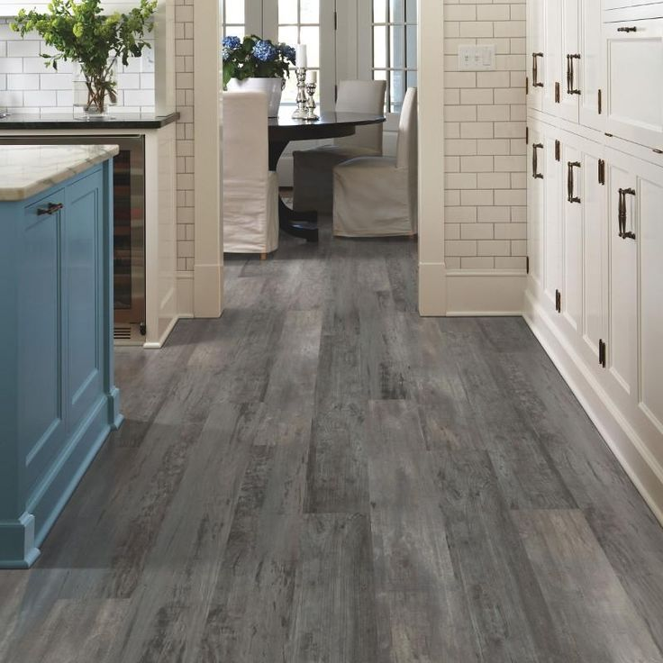Mohawk Solidtech Revelance Graywaters Onflooring Grey