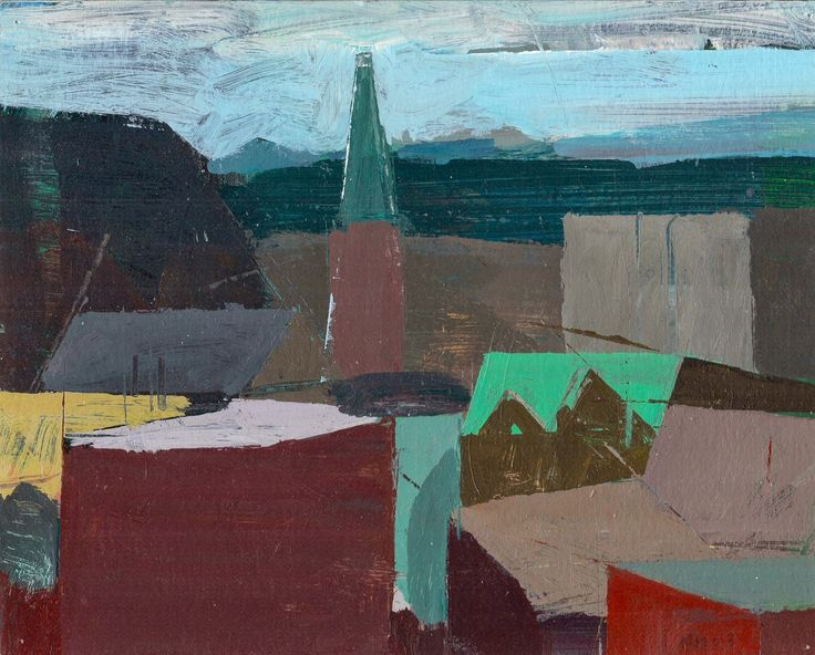 PAINTING: POWERS OF OBSERVATION: KEN KEWLEY — Notes on Color and ...