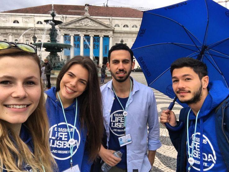 Zápisky ze sveta: Erasmus Life Lisboa