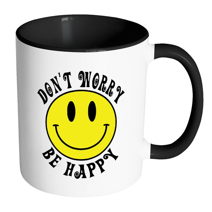 Now available in our store. Check it out here http://j-s-graphics.myshopify.com/products/retro-dont-worry-be-happy-smiley-face-color-accent-coffee-mug?utm_campaign=social_autopilot&utm_source=pin&utm_medium=pin