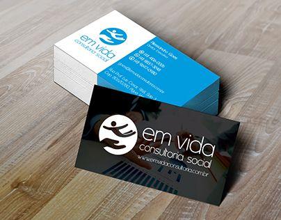 """Check out new work on my @Behance portfolio: """"Em Vida Consultoria"""" http://be.net/gallery/35742821/Em-Vida-Consultoria"""
