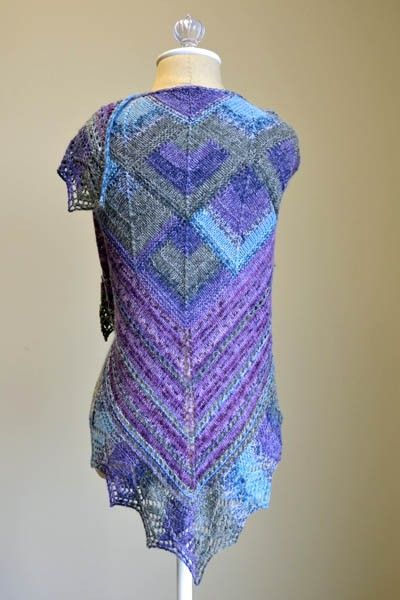 Knitting Patterns For Mitered Squares : 17 Best images about Mitred Squares on Pinterest Ravelry, Knitting patterns...