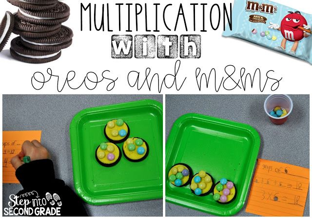 Munching on Multiplication | Step into 2nd Grade with Mrs. Lemons | Bloglovin'