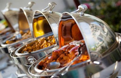 Get Hotel & Catering Equipment - chaffing dishes, display trays, crockery & more only on Solera- intl. We are one of the leading and trustworthy catering equipment suppliers in Dubai.