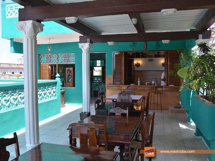 La Casa Florida Terrace: el mirador de Santa Clara, Villa Clara