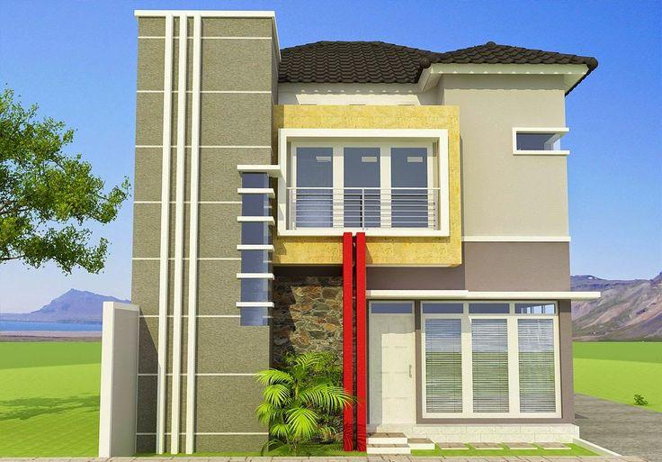 Fasad Rumah Minimalis   Desain Rumah