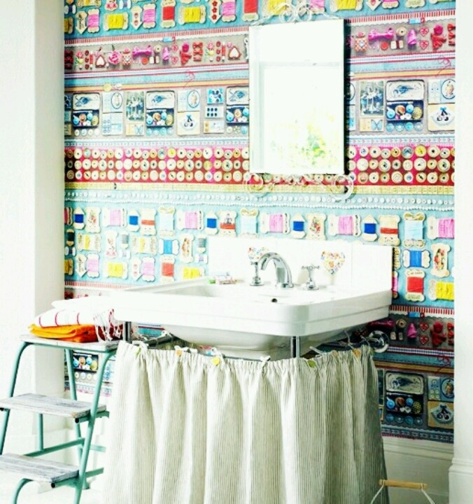 funky bathroom wallpaper ideas best 20 funky bathroom ideas on 17807