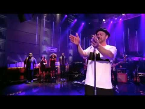 ▶ Justin Timberlake - Amnesia (Live at BBC Live Lounge Special) - YouTube