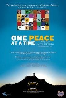 Watch 'One Peace at a Time'.