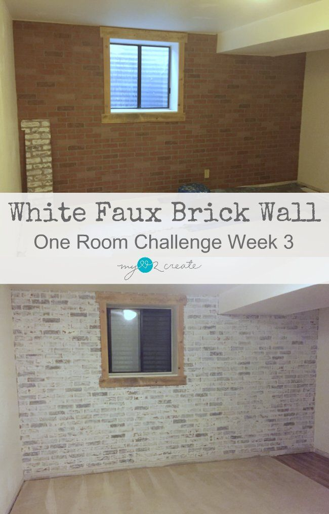 17 Best Images About Faux Walls On Pinterest Urban