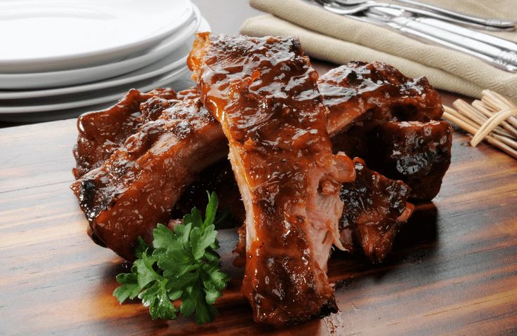 Baked or slow cooked, these delicious and tender ribs are low in sugar but big on flavor.