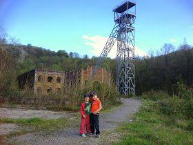 Asturias con niños: A dónde vamos hoy?: De paseo por la Senda del Trole