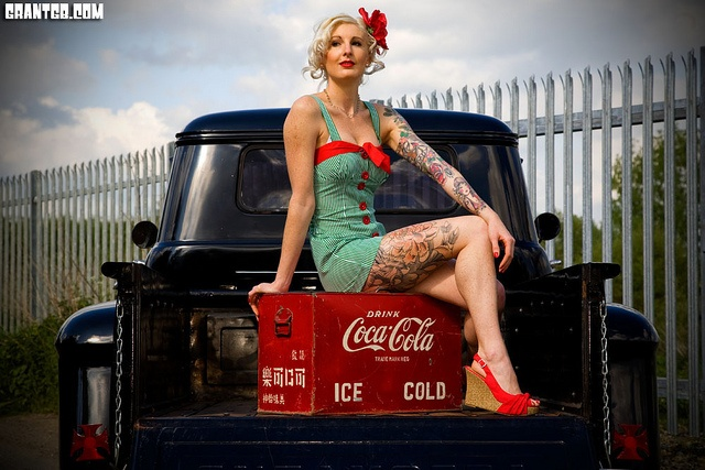 17 Best Images About Hot Rod Betties On Pinterest Bettie