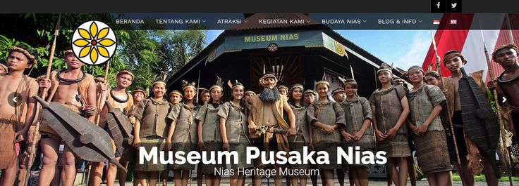 Museum Pusaka Nias (Nias Heritage Museum) has a brand new bi-lingual website. Apart from info about the museum there is a tonnes of stuff on Nias culture and history. www.museum-nias.org