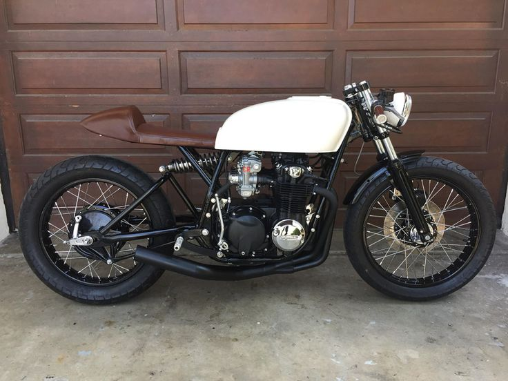 a3f065b5f051c0e0c93d45c7bc30ff2e cb cafe racer cafe racers 423 best kz550 build inspiration board images on pinterest cafe  at bakdesigns.co
