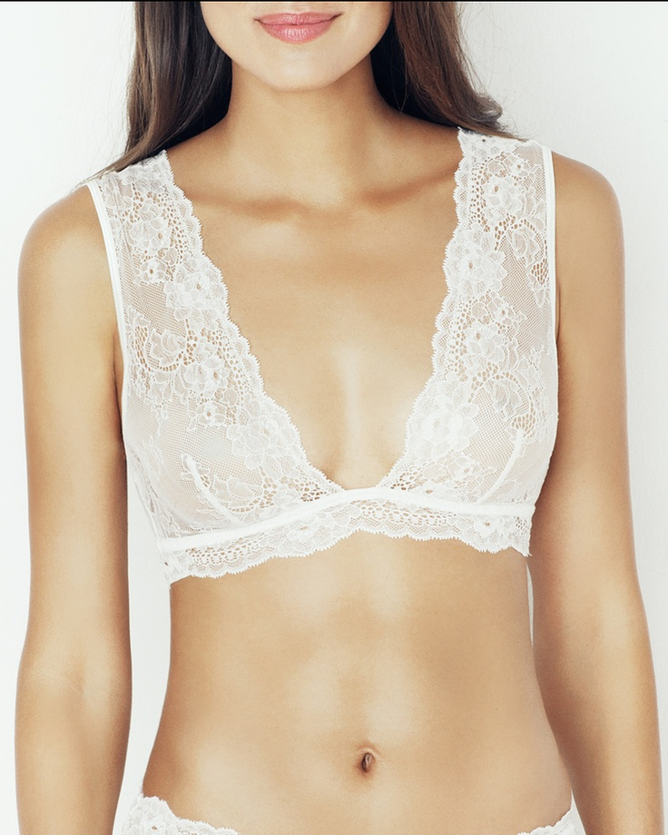 Besame Bralette - IntiMint. Love it!