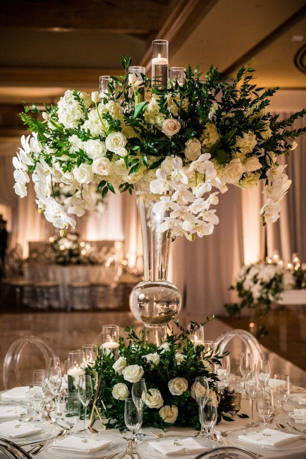 12 Stunning Wedding Centerpieces 137 best Greenery