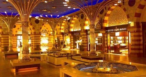 gold souk dubai | Gold Souk Mall Dubai (UAE) | Architecture & Interior…