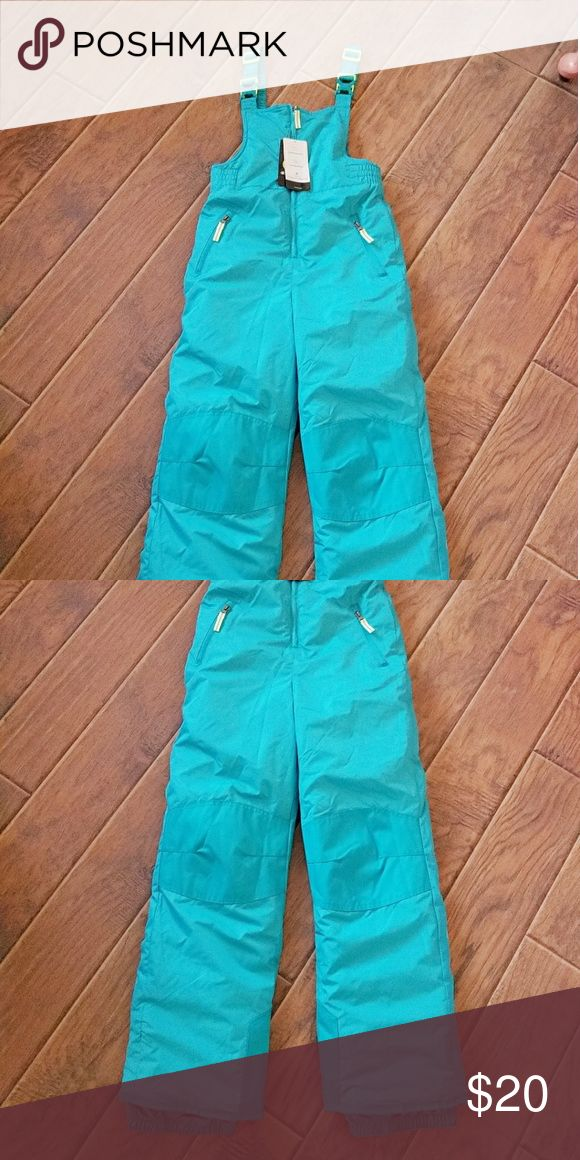 Champion Snow Bibs NWT Brand new with tags youth large snow bibs Champion Bottoms Overalls
