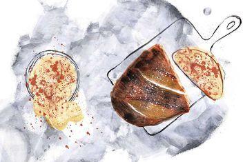 Sourdough Starter Recipe – Breads