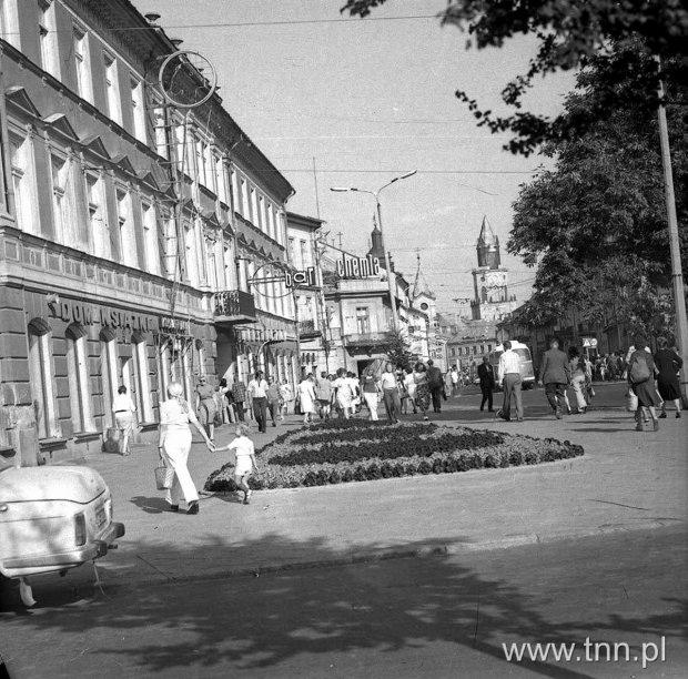 Krakowskie Przedmieście, lata 70.