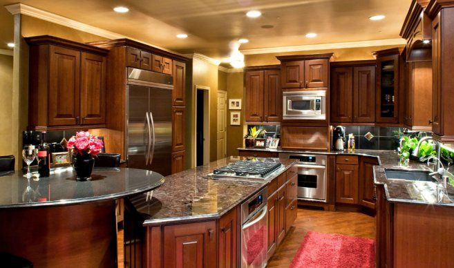 Best 99 Best Creative Custom Kitchens Design Ideas For Small 400 x 300