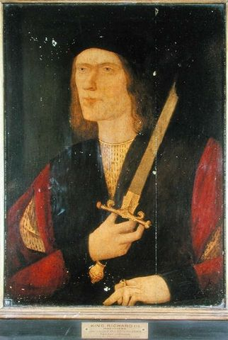 My favorite English king, the much maligned Richard III