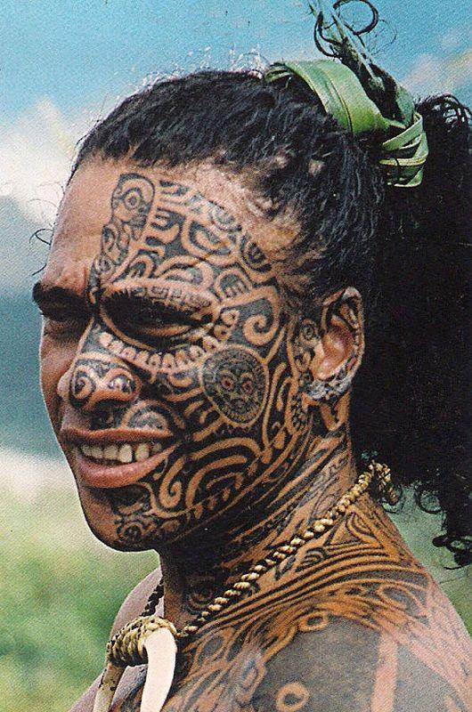 23 Best Maori Warrior Tattoos Images On Pinterest
