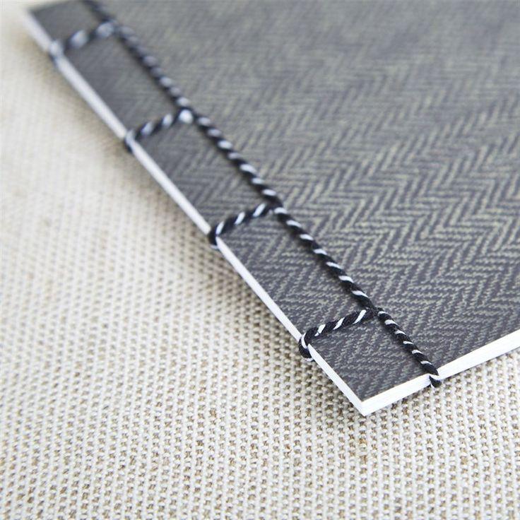 Japanese Four-hole Binding