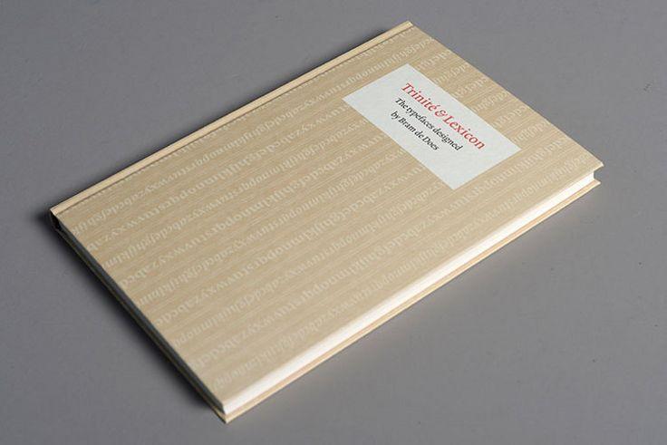Trinité & Lexicon, Bran de Does,  De Buitenkant, ISBN: 978 94 90913 36 6