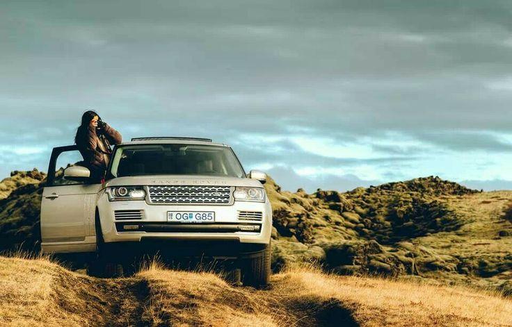 Range Rover Adventure