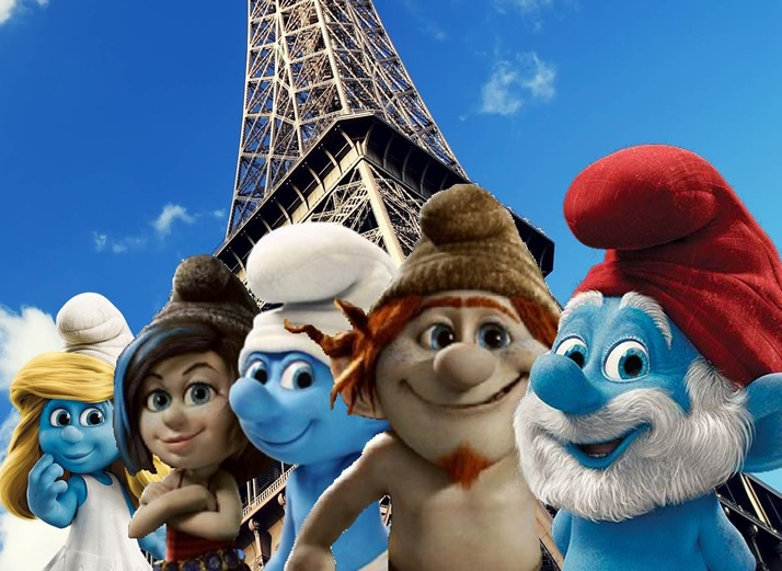 The Smurfs 2: Heres first hilarious trailer and a new image