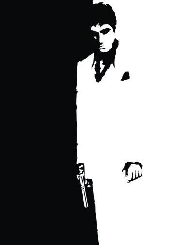 Scarface Movie Poster 24in x36in
