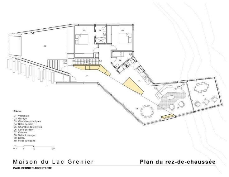 116 best Планы зданий images on Pinterest House blueprints - plan maison 5 pieces