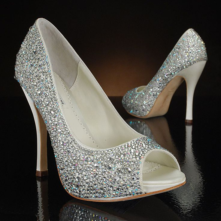 Amazing More Sparkly Shoes!