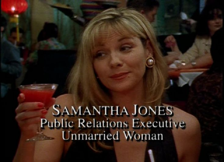 Image result for Samantha Jones PR