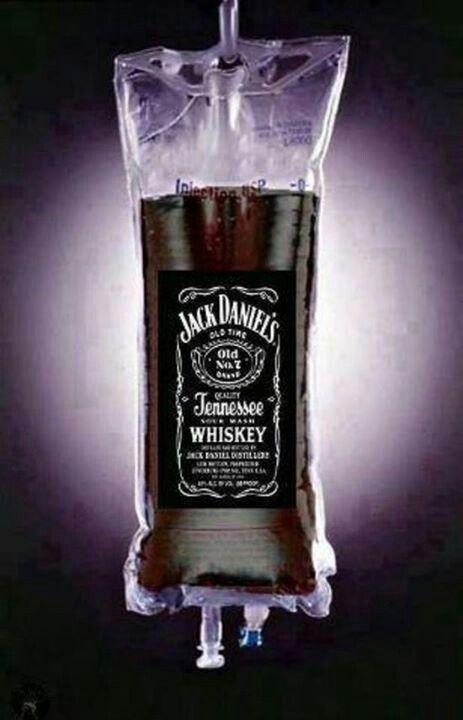 Jack Daniels fix you up!