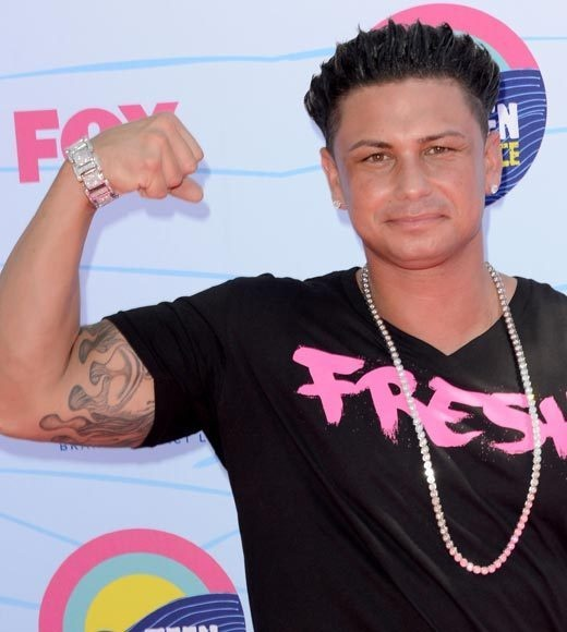 2012 Teen Choice Awards red carpet arrival pics: Pauly D