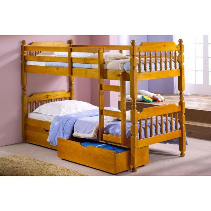 17 best ideas about full size bunk beds on pinterest loft bunk beds bunk bed plans and. Black Bedroom Furniture Sets. Home Design Ideas