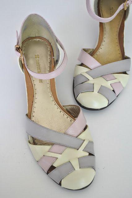 shoes paint leather shoe makeover shoe painting diy shoe custom shoes. Black Bedroom Furniture Sets. Home Design Ideas